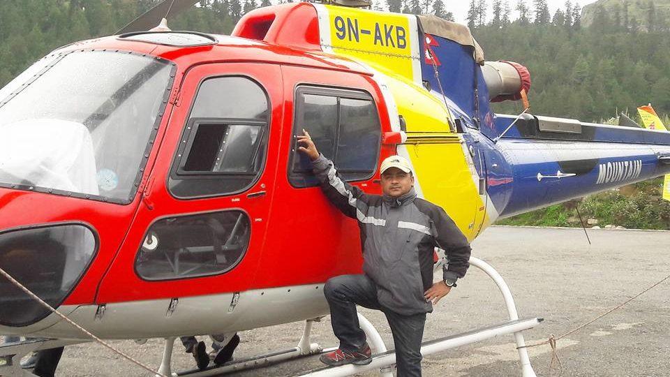 Kailash Helicopter Yatra